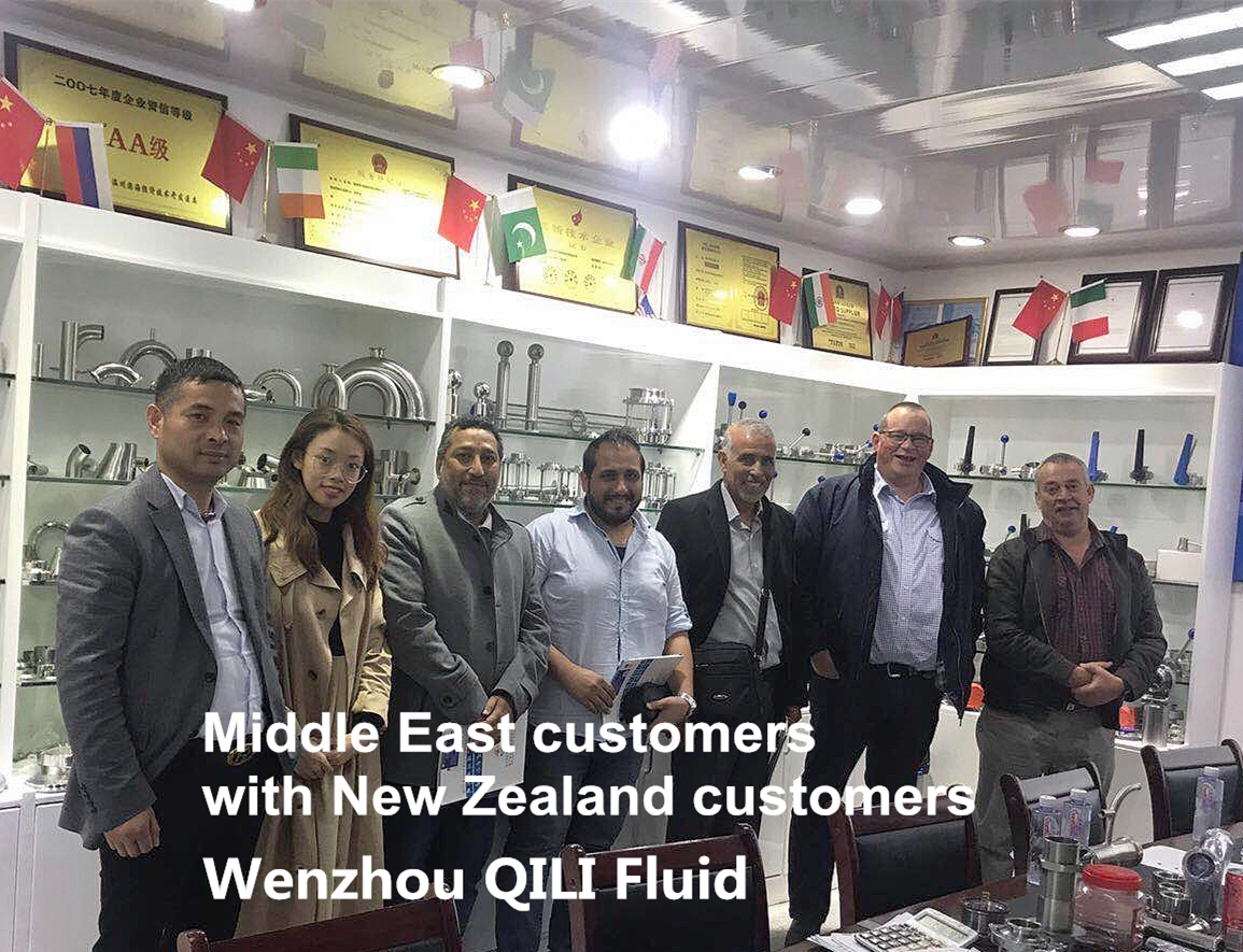 VIP CUSTOMERS VISITING QILI AGAIN