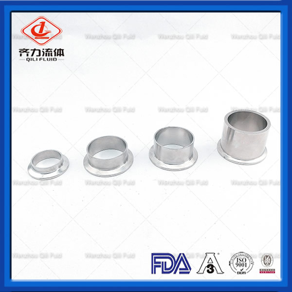 Sanitary Stainless Steel SMS Ferrules