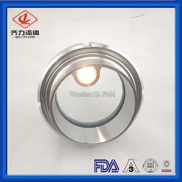 Sight Galss with LED Lamp