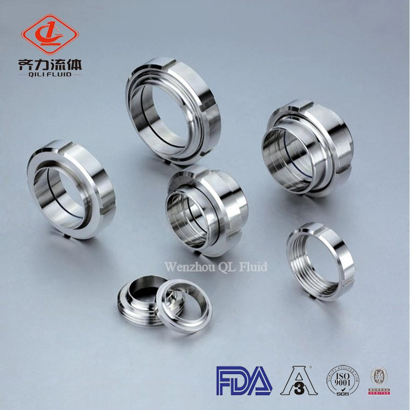 Sanitary Stainless Steel Unions